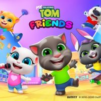 My Talking Tom Friends Is Now Available Worldwide
